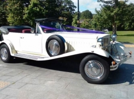 Beauford for weddings in Whitstable